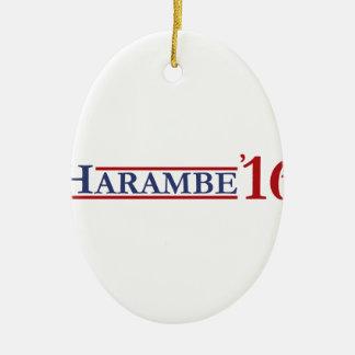 Harambe 16 keramik ornament