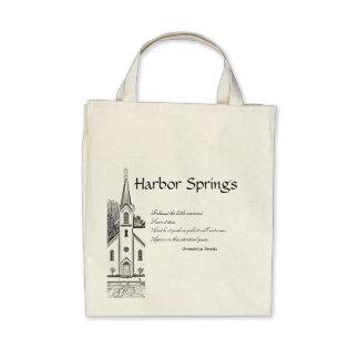Harbor- Springslebensmittelgeschäft-Tasche