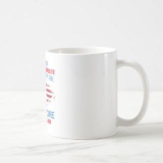 hardcore Amerika Kaffeetasse