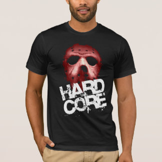 Hardcore-Hockey-Maske T-Shirt