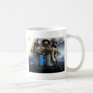 Hardcore-Liga-Gang Kaffeetasse