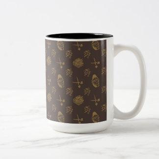 Hardcore Mug Zweifarbige Tasse