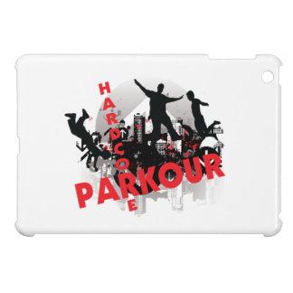 Hardcore Parkour Grunge-Stadt iPad Mini Hülle