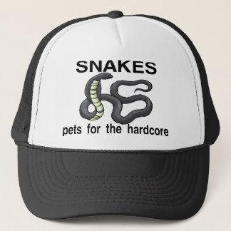 Hardcore-Schlangen Truckerkappe