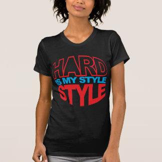 Hardstyle Kreis 2 Tshirts