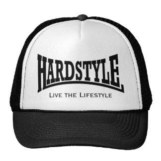 hardstyle, leben der Lebensstil Trucker Kappe