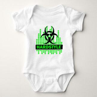 Hardstyle Tempoentwurf Baby Strampler