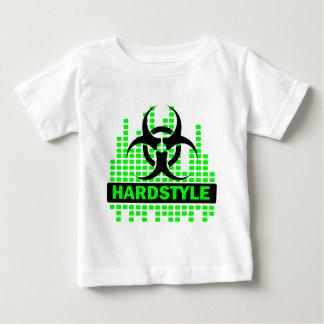 Hardstyle Tempoentwurf Baby T-shirt