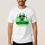 Hardstyle Tempoentwurf Shirts