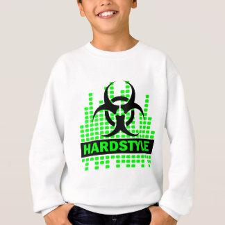 Hardstyle Tempoentwurf Sweatshirt
