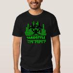 Hardstyle Tempoentwurf T Shirt