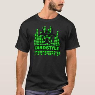 Hardstyle Tempoentwurf T-Shirt