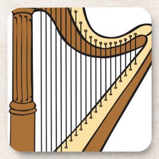 Harfe Untersetzer