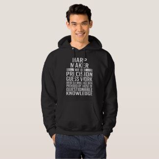HARFEN-HERSTELLER HOODIE
