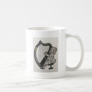 Harfenwelpe Kaffeetasse