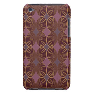 Harlekin Concentris Beere Barely There iPod Case