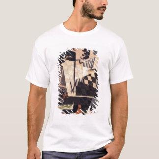 Harlekin mit einer Gitarre, 1917 T-Shirt