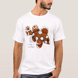 Harlekin Sweetlips Riff-Fisch-T - Shirt