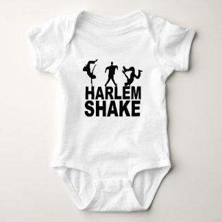 Harlem-Erschütterung Baby Strampler