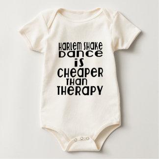 Harlem-Erschütterungs-Tanz ist billiger als Baby Strampler