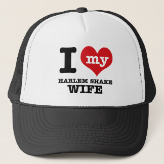 Harlem-Erschütterungsentwürfe Truckerkappe