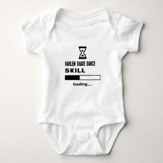 Harlem-Erschütterungstanz-Fähigkeit Laden ...... Baby Strampler