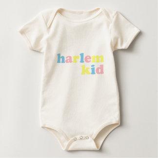 Harlem-KinderShirt Baby Strampler