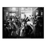"Harlem-Renaissance-Kunst - ""Religion erhalten "" Postkarten"