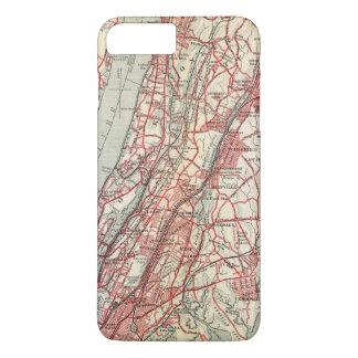 Harlem, Yonkers, Pelham Landsitz, New York iPhone 8 Plus/7 Plus Hülle