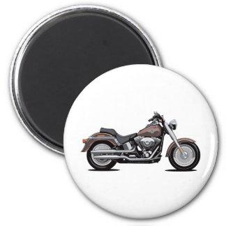 Harley Davidson-Fett-Junge Magnets