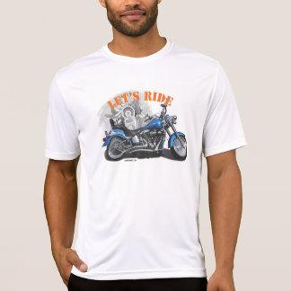 """Harley """"FATBOY"""" T - Shirt"""