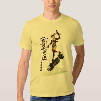 Harley Quinn Bombe Hemden
