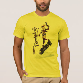 Harley Quinn BombenPinup T-Shirt