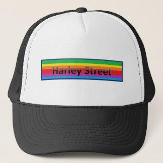 Harley Straßen-Art 2 Truckerkappe
