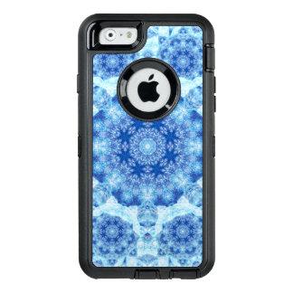 Harmonie der Eis-Mandala OtterBox iPhone 6/6s Hülle