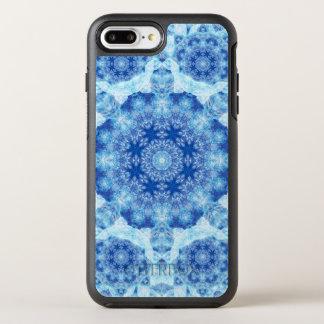 Harmonie der Eis-Mandala OtterBox Symmetry iPhone 8 Plus/7 Plus Hülle