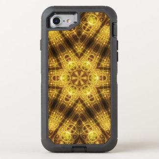 Harmonie-SiegelMandala OtterBox Defender iPhone 8/7 Hülle