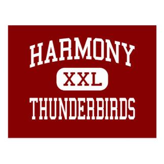 Harmonie - Thunderbirds - Mitte - Überlandpark Postkarte