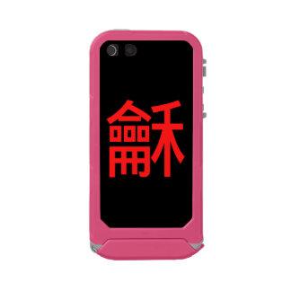 Harmonie u. Frieden Incipio ATLAS ID™ iPhone 5 Hülle