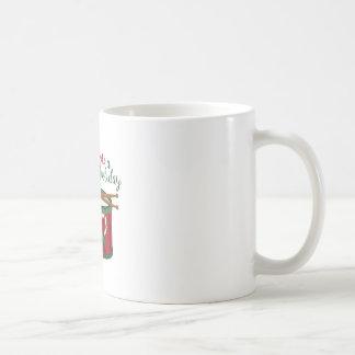 Harmonisches Holid Kaffeetasse