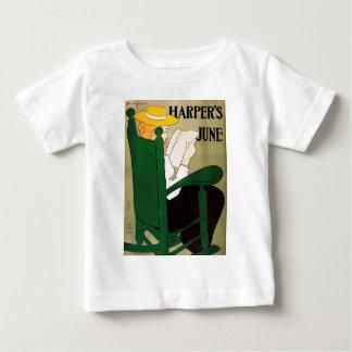 HARPERS JUNI GRÜNES ROCKER.jpg Baby T-shirt