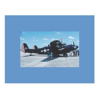 Harpune Lockheeds PV-2 Postkarte
