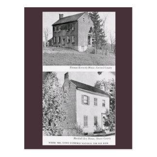 Harriet Beecher Stowe Postkarte