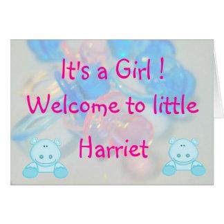 Harriet Karte