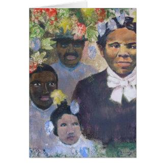 Harriet Tubman Karte