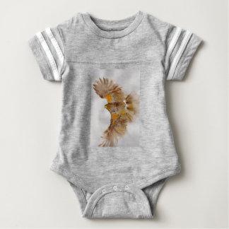 Harris feilbieten, Raubvogel Baby Strampler