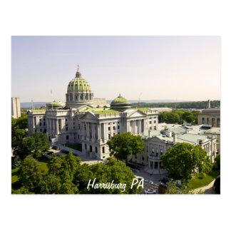 Harrisburg PA Postkarten