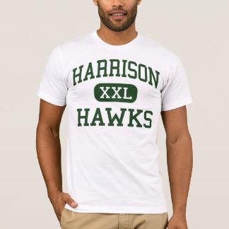Harrison - Falken - hoch - Farmington-Hügel T-Shirt