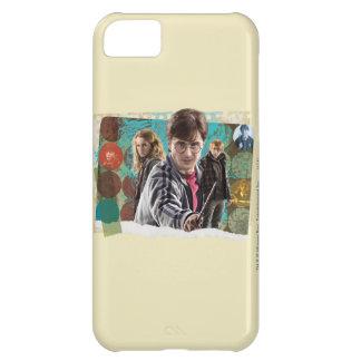 Harry, Hermione und Ron 1 iPhone 5C Hülle