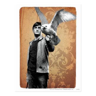 Harry Potter 12 Postkarte